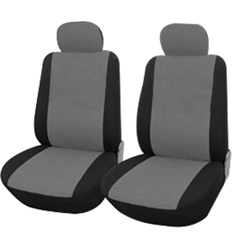 Transpirable fundas de asiento delantero de coche para Infiniti Q50 FX EX JX G M QX50 QX56 QX80 QX 70L QX70 QX60 QX50 ESQ auto pegatinas stylin