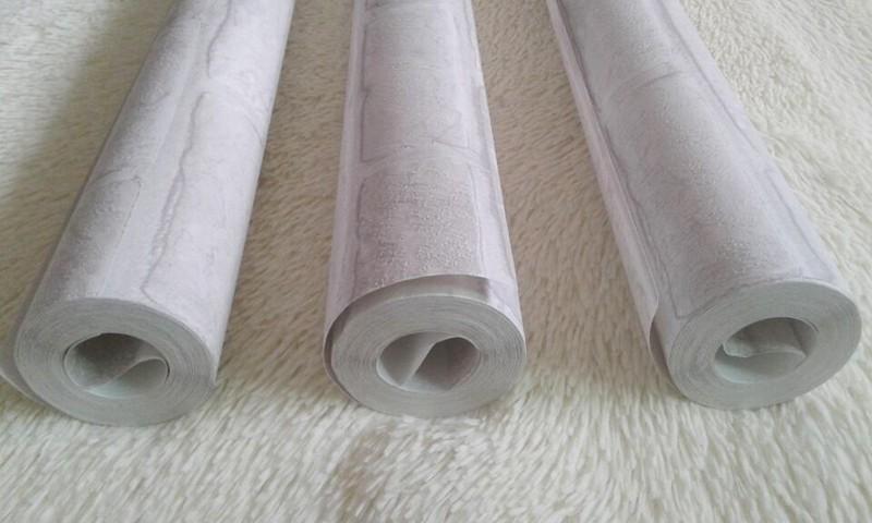 Głęboko Tłoczone 3D Tapeta Nowoczesna Zabytkowe Cegły Cegły Kamienia Wzór Papieru Rolki Tapety Dla pokoju gościnnego okładzina Ścienna Decor 16