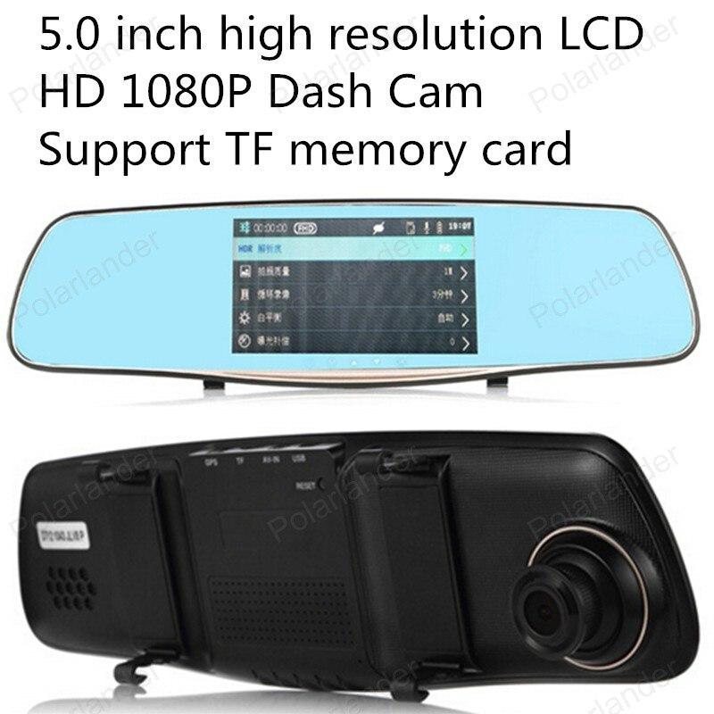 DVR Carro Registrator Vídeo Digital moda Seamless loop-ciclo de função de gravação de detecção de Movimento e G-sensor são permitidos