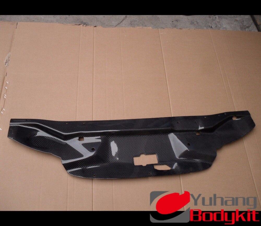 Panneau de refroidissement CF pour GARAGE   En Fiber de carbone Silvia S15