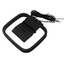 1 pièces FM Antenne pour Récepteur 3 Broches Mini Connecteur Dlenp pour Sony Forte Chaine Stéréo AV Récepteur Systèmes