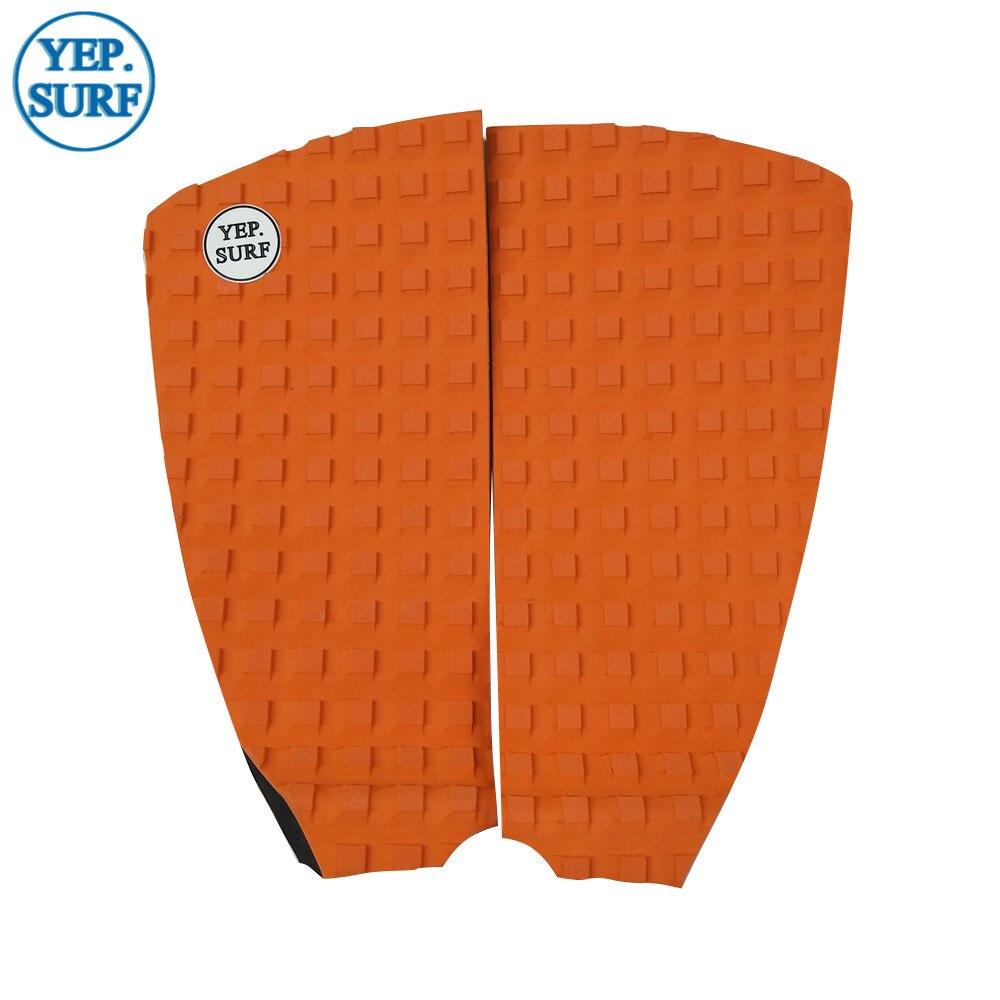 SUP Deck Surf оранжевый цвет EVA Pad Almohadilla Накладка для серфинга Высокое качество доски