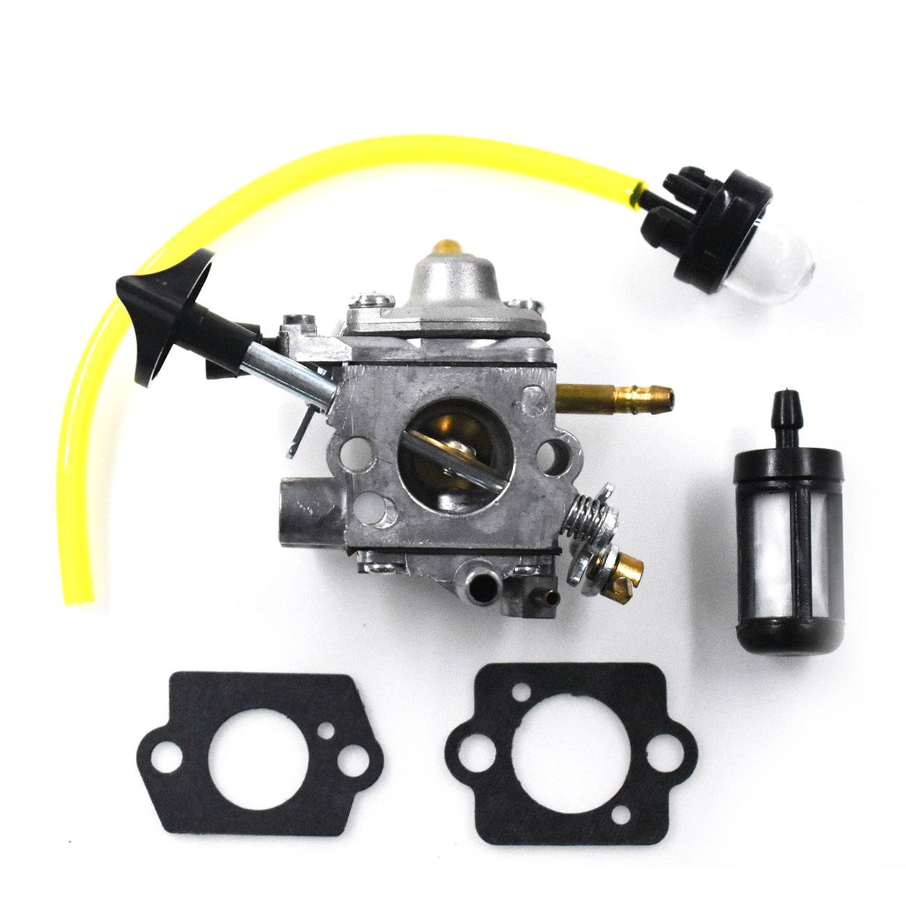 ignition coil fits st br500 br550 br600 backpack leaf blower free shipping magneto module stator parts p n 4282 400 1305 NEW Carburetor Tune Up For Stihl BR500 BR550 BR600 Backpack Blower Zama C1Q-S183