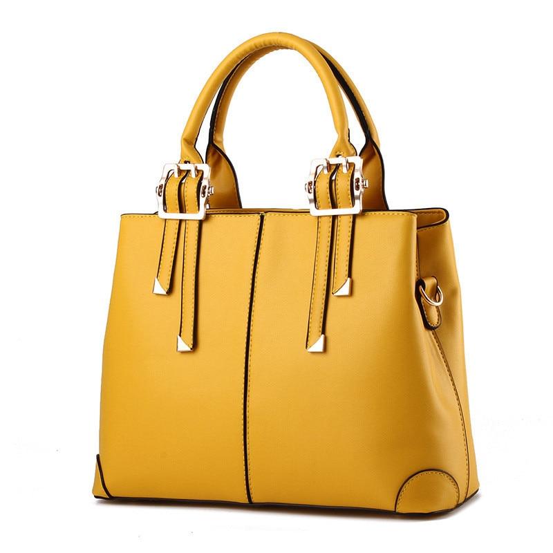 Women Bag Designer New Fashion Casual women's handbags Luxury shoulder bag high quality PU Brand 2021 Korean Style big capacity
