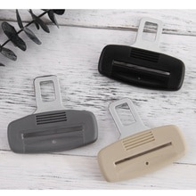 Boucle de ceinture de sécurité prise de courant   Pince de ceinture de sécurité pour siège de voiture, Extension noire accessoires Auto