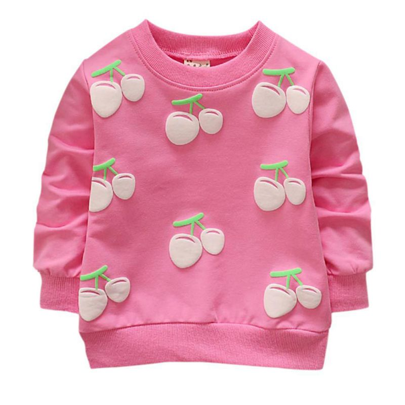 Camiseta de manga larga de otoño para bebé, jersey de primavera, Tops de algodón para niñas e infantes, ropa, camisas de invierno de fondo gran oferta