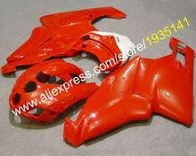 Kit de moto personnalisé pour Ducati 999 749R 2005 2006 Ducati 749s 999R 05 06   Pièces de carpette en ABS (moulage par Injection)