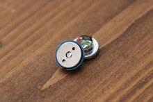 Unité de haut-parleur 9.2mm membrane de béryllium unité de haut-parleur de basse personnalisée 16ohms 2 pièces