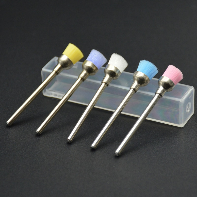 MAOHANG 1 Uds taladro de decoración de uñas cepillo de uñas limpiador de polvo para accesorios para máquina eléctrica de manicura herramientas de arte de uñas
