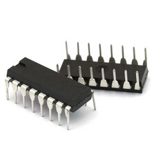 2pcs/lot MCP3008-I/P MCP3008 DIP-16 In Stock