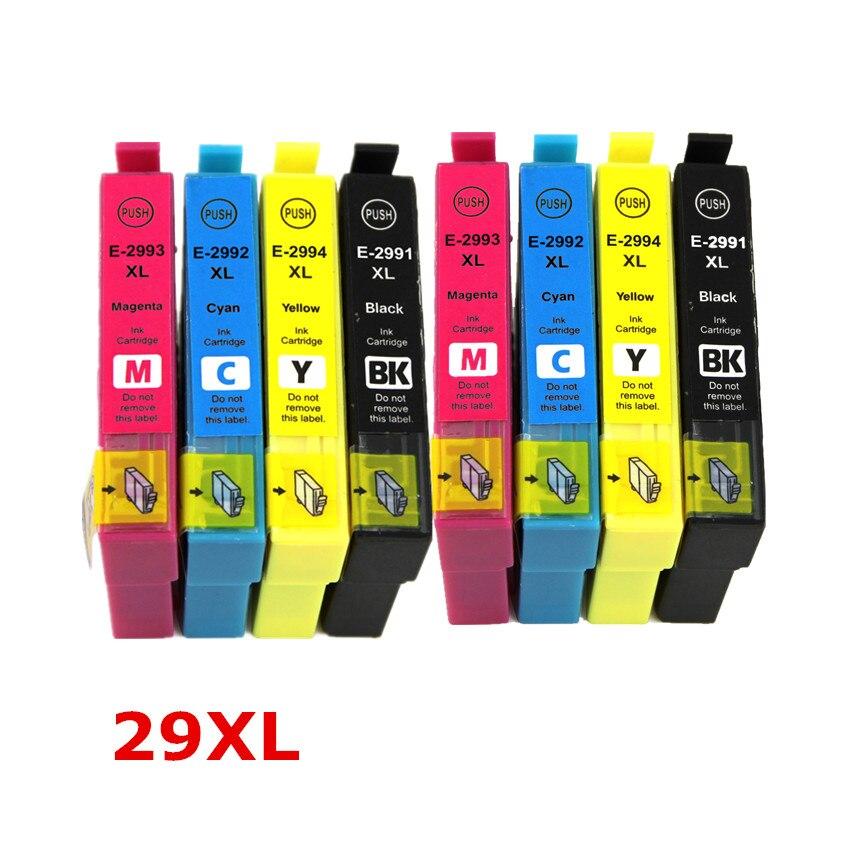 BLOOM Compatible 29XL T2991 cartucho de tinta para EPSON XP-255 XP-257 XP-352 XP-355 XP-452 XP-455 XP, 255, 257, 352, 355, 452, 455 impresora