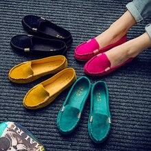 أحذية مسطحة، مريحة، حجم كبير، للنساء, أحذية باليه مسطحة حجم كبير 35-43، أحذية نسائية مريحة تأتي بلون الحلوى، أحذية عام 2019