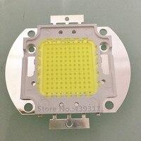 100W LED cob Light White/Warm High power Lamp floodlight 3000-3500mA 32-34V 10000-11000LM 35mil LED Chips Free shipping 5pcs