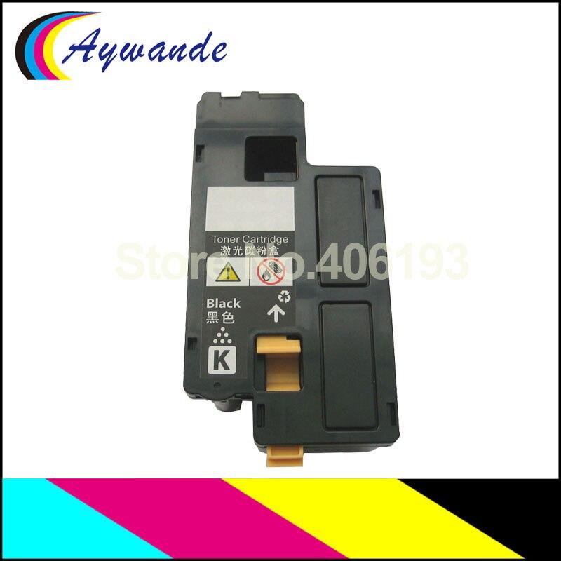 Cartucho de tóner para Xerox Phaser 6000 6010 WorkCentre 6015 106R01630/1627/1628/1629 106R01634/1631/ 1632/1633