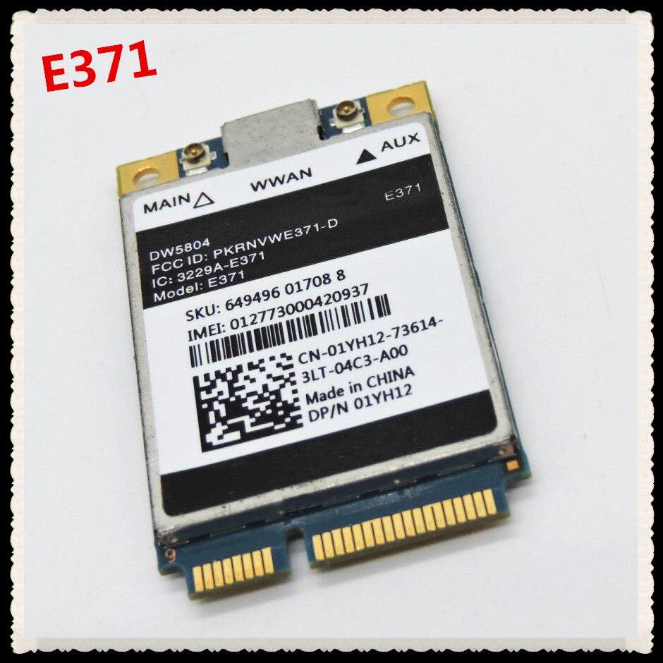 Entsperrt Novatel Zu Beschleunigen E371 DW5804 1YH12 WCDMA HSAP + Mobile Broadband Modem WWAN Drahtlose Netzwerk Karte