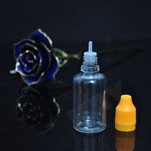 Bouteille en plastique PET en gros, bouteille en plastique 30,000 pièces avec bouchon inviolable, bouteille en plastique 1 oz, magasins de cigarettes électroniques
