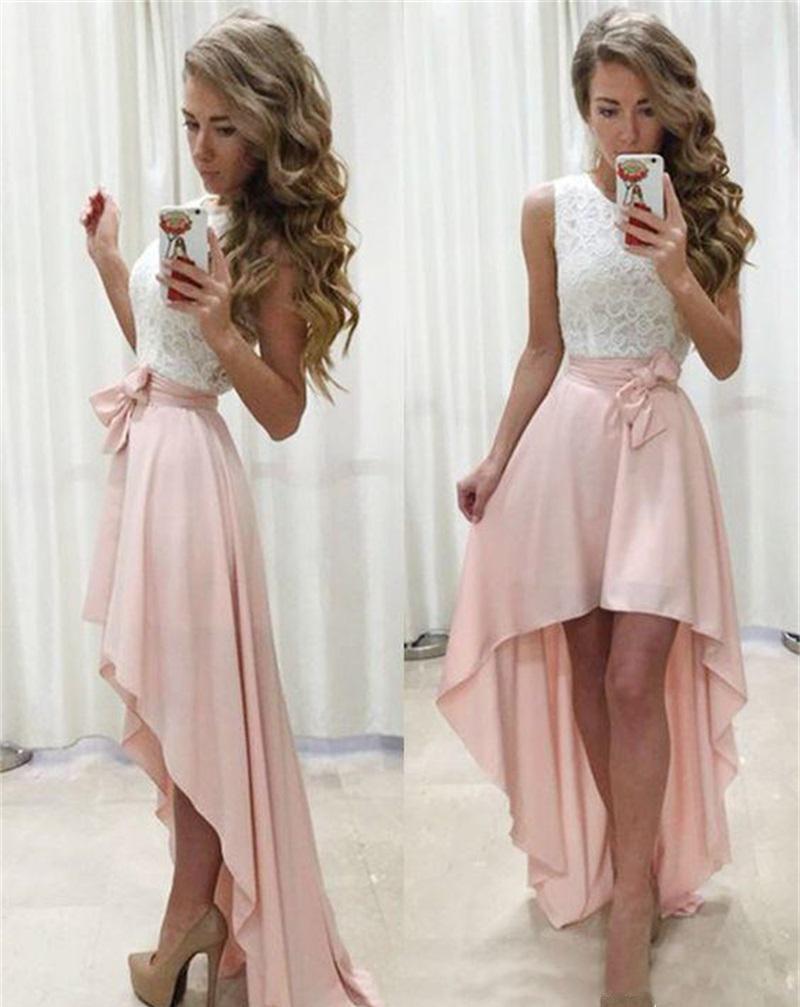 Нежное Платье На Выпускной 11 Класс