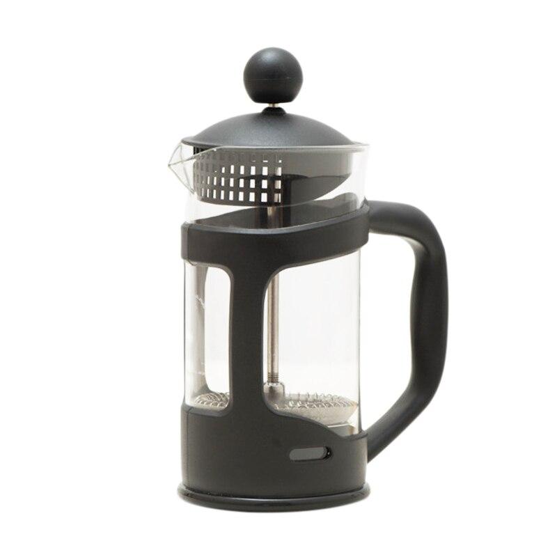 Cafetera francesa de Boutique práctica, pequeña prensa francesa, perfecta para café de la mañana, sabor máximo de café con superior