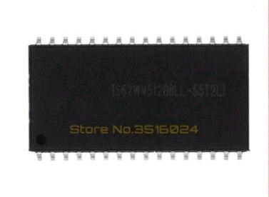 IS62WV5128BLL-55T2LI TSOP32 (5 قطعة/الوحدة) IC ضمان الجودة