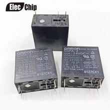 Lot de 5 pièces de relais  ,, 24VDC, 5A, DIP-6