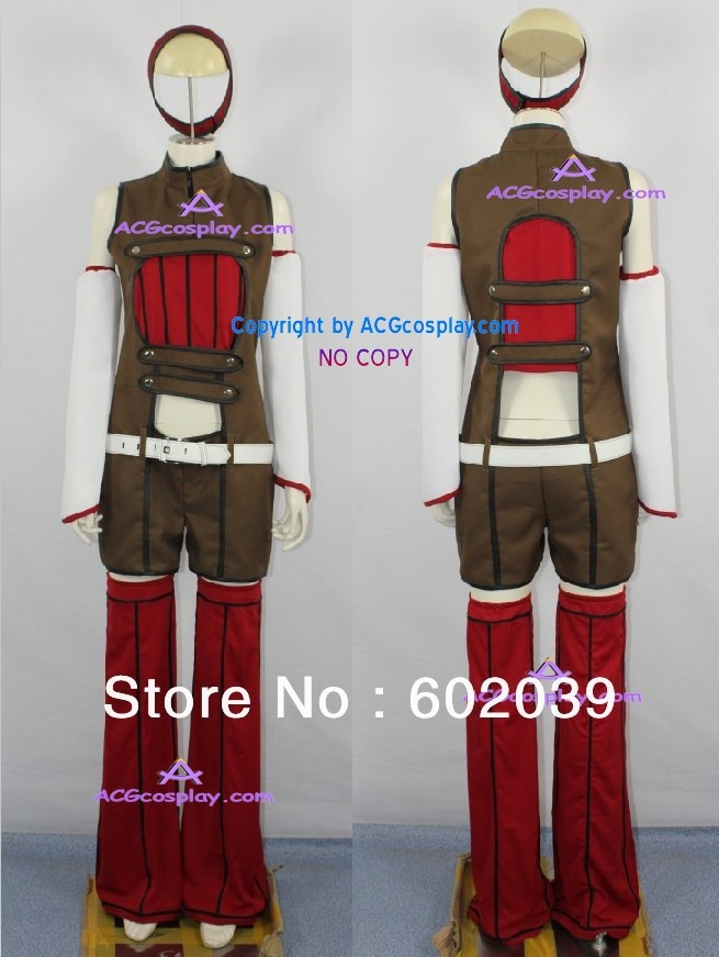 Код Geass Kallen Stadtfeld костюм ACGcosplay хорошее качество
