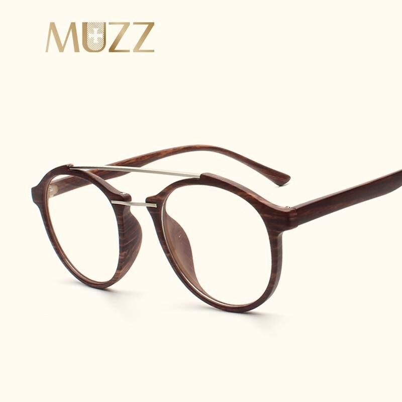 MUZZ 2018 круглая оправа для очков Новая Мода Близорукость для женщин и мужчин очки Оптические очки в оправе оправа очки супер л