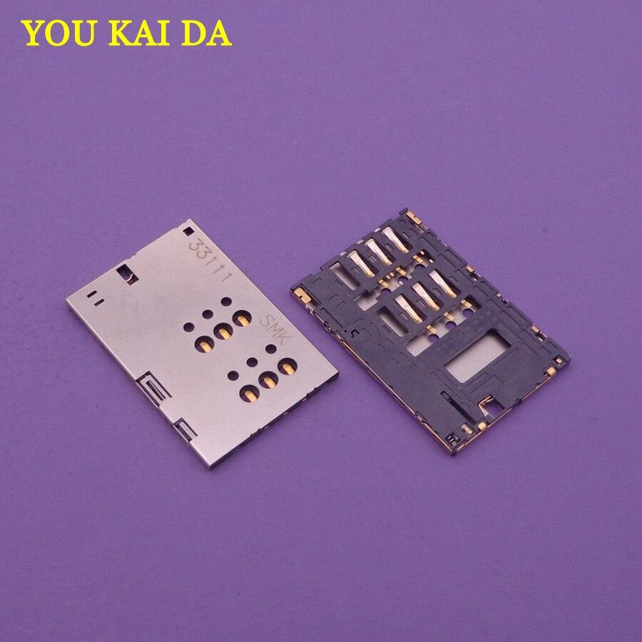 3 uds bandeja de tarjeta Sim para Huawei Ascend T9200 U9200E Huawei P1 xl t9200 X2-02 ranura para tarjeta Sim para Sony Ericsson Xperia ST25i X5 ST25