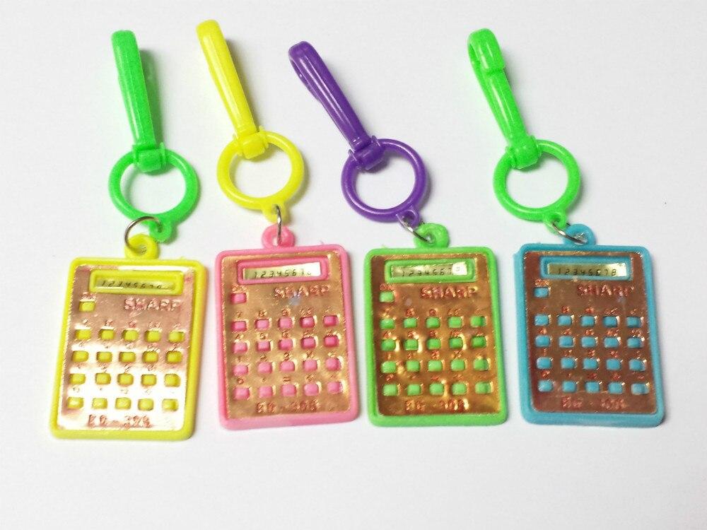 100 шт украшения торта калькулятор очарование партии пользу Торговый подарочные водные пистолеты pinata Fun любимые подарочные сумки для игруше...