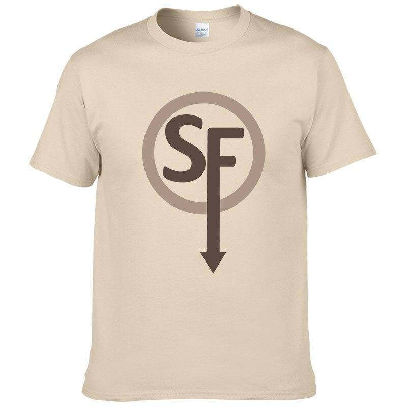 Nueva camiseta de verano con estampado de cara de Sally para hombre, Harajuku para mujer, camiseta de manga corta para hombre A290