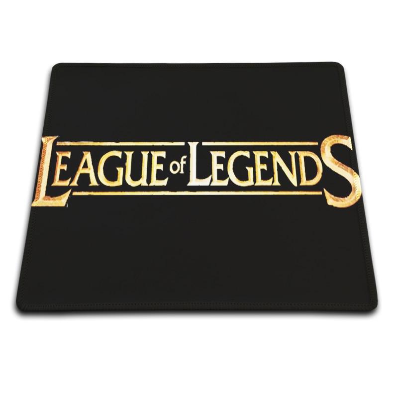 Fundo preto MSI lol mousepad mouse pad melhor jogo do rato pad gamer grande 2016 teclado mouse pad League of Legends pad