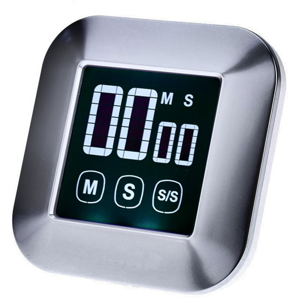 LCD numérique écran tactile lecture instantanée minuterie compte à rebours BBQ cuisson compte à rebours numérique minuterie réveil