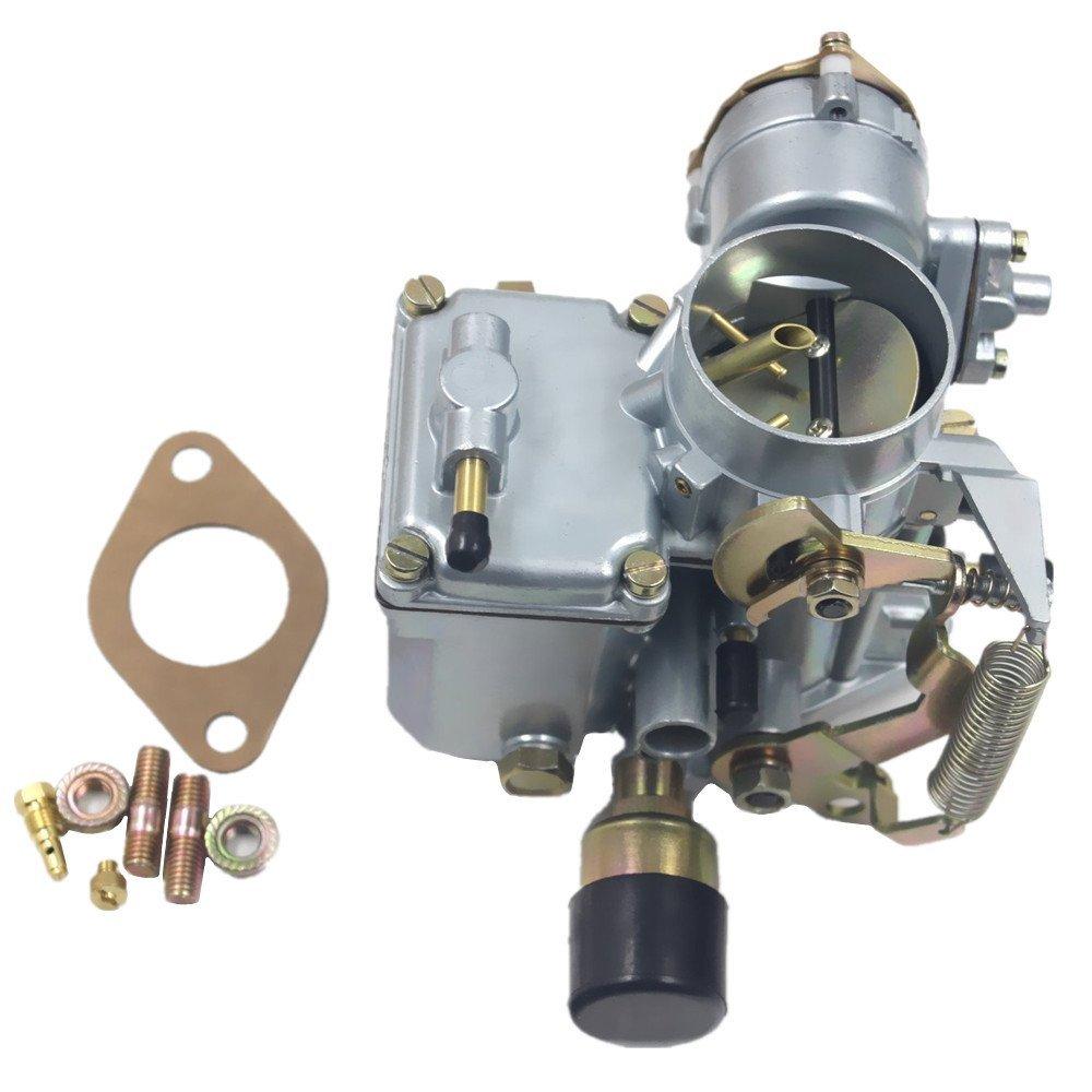 Carburador 113129031K para Volkswagen 34 PICT-3 12V Choke eléctrico 1600 CC 34PICT-3, 98-1289-B