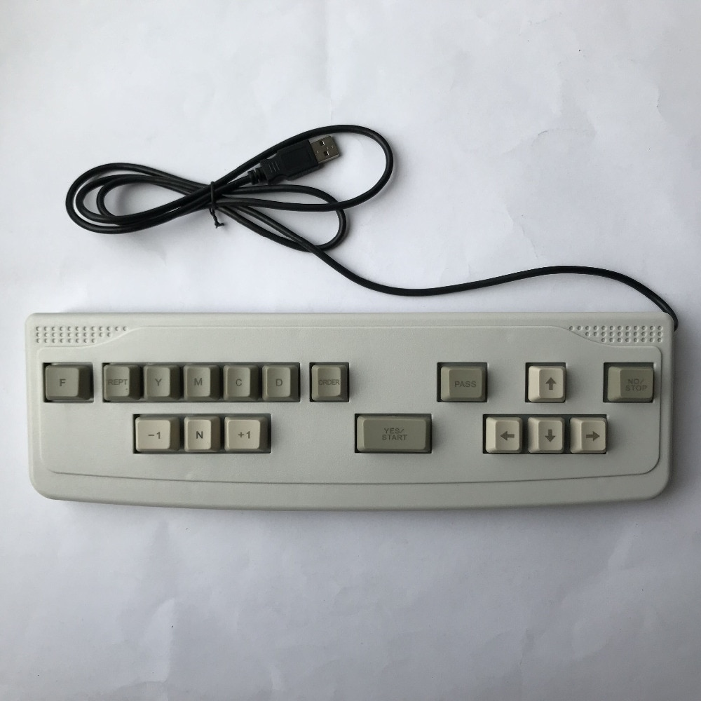 Noritsu Operation Keyboard P/N Z025892-01 Part for QSS 3100, 3011, 3200, 3300 digital minilabs