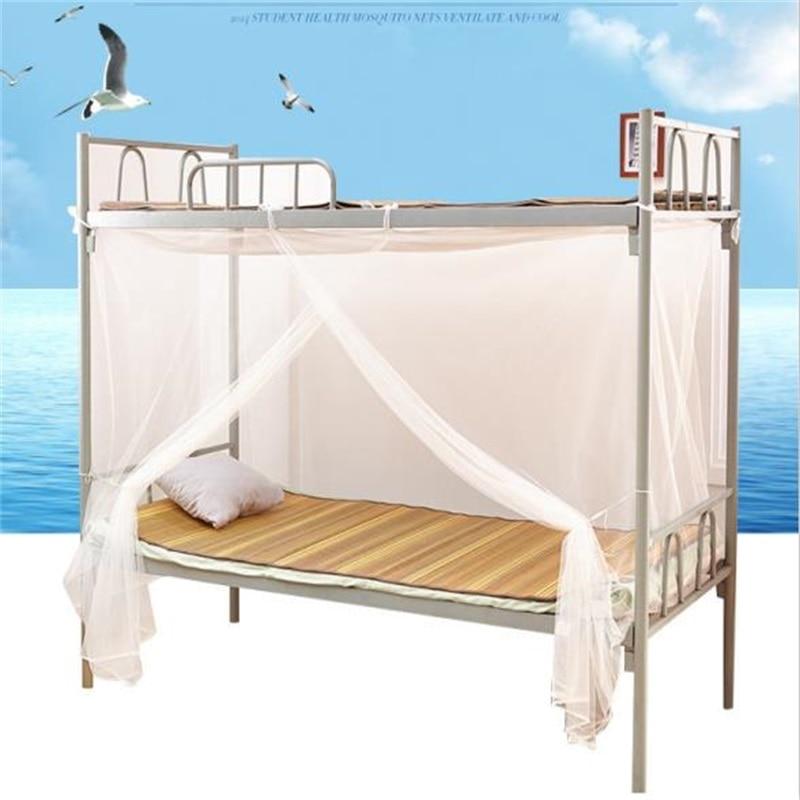 москитные сетки concord mosquito net Летние сетки для кровати, москитные насекомые, нейлоновые сетки, белые сетки для кровати, Детские кроватные сетки для студентов, домашнее ук...