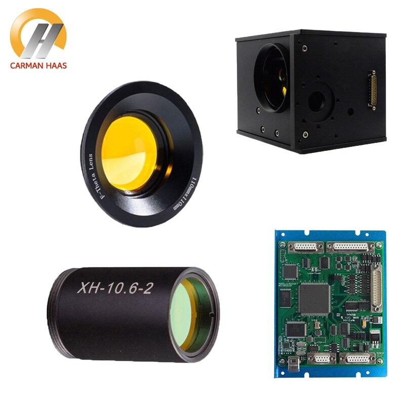 Co2 Laser Galvo Scanner Digital 1 Set +Scanning Lens 300*300mm+Beam Expander 2X + Usb Control Card Digital Signal 1Set