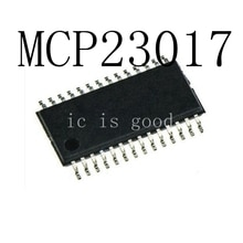 10 Pcs MCP23017 MCP23017-E/Ss Sop-28