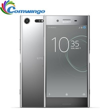 Original débloqué Sony Xperia XZ Premium G8141 RAM 4 go ROM 64 go 4G LTE Android Octa Core 5.5