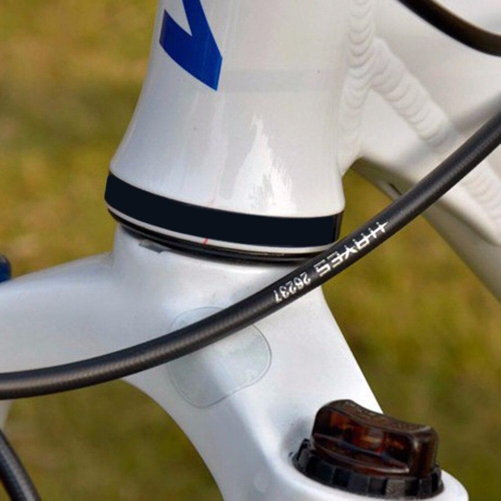Pegatinas protectoras para bicicletas, 15 Uds., antiarañazos, 3M, Universal, para ciclismo