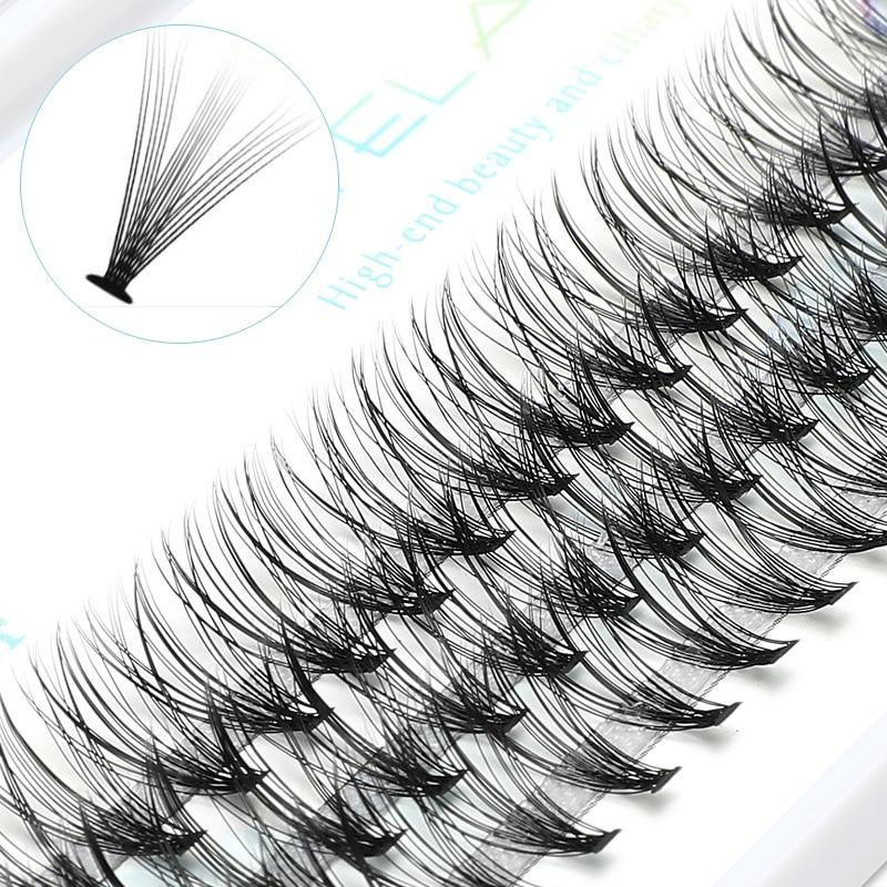 ICYCHEER 0,07c отдельные накладные ресницы, поднос для наращивания ресниц, набор для макияжа