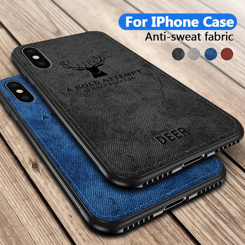 Тканевый чехол для телефона Iphone 11 pro X Xs Max Xr 8 7 6s S6 Plus S E SE 2020 чехол для Apple I Phone 11pro 8plus 7plus SE2 Coque