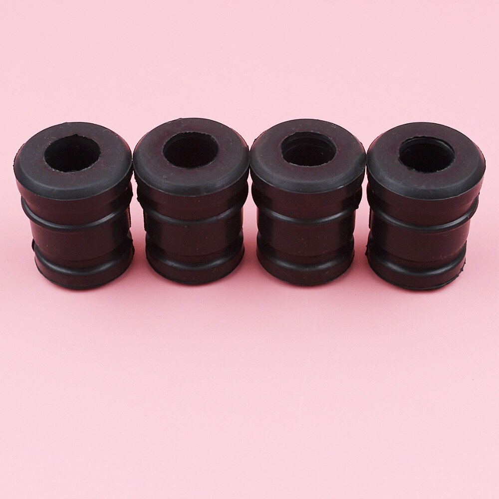 4 unids/lote buffer AV para montaje en Stihl MS170 MS180 MS210 MS230 MS250 017 018 021 023 025 pieza de recambio de motosierra