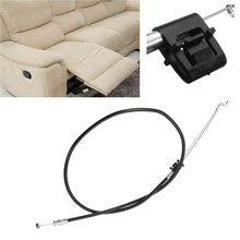 Cabo de substituição da tração da barra de pressão da multi-função do punho do reclinador do carro da substituição 14cm 90cm da cadeira do sofá