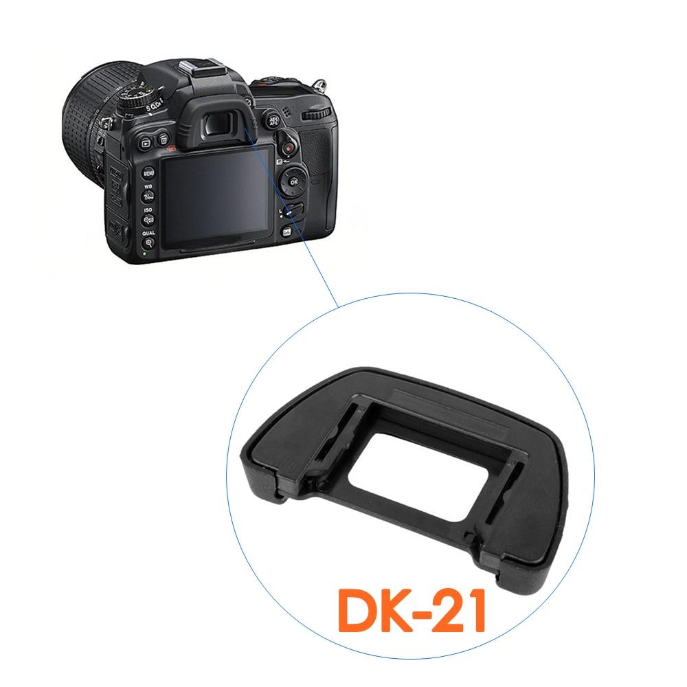 DK21 DK-21 Borracha Ocular Ocular Do Visor Ocular para Nikon D90 D600 D300s D750 D7000 D610 D100 D200 D300 D80 d70S D70 D50