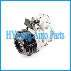 10PA15C компрессор автомобильного кондиционера для Mercedes benz W124 Volvo FE FL II, иватель Trakker 0002301111 0002302411 0002340611