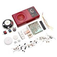 Горячая Распродажа, семь трубок AM радио, электронный набор для самостоятельного обучения