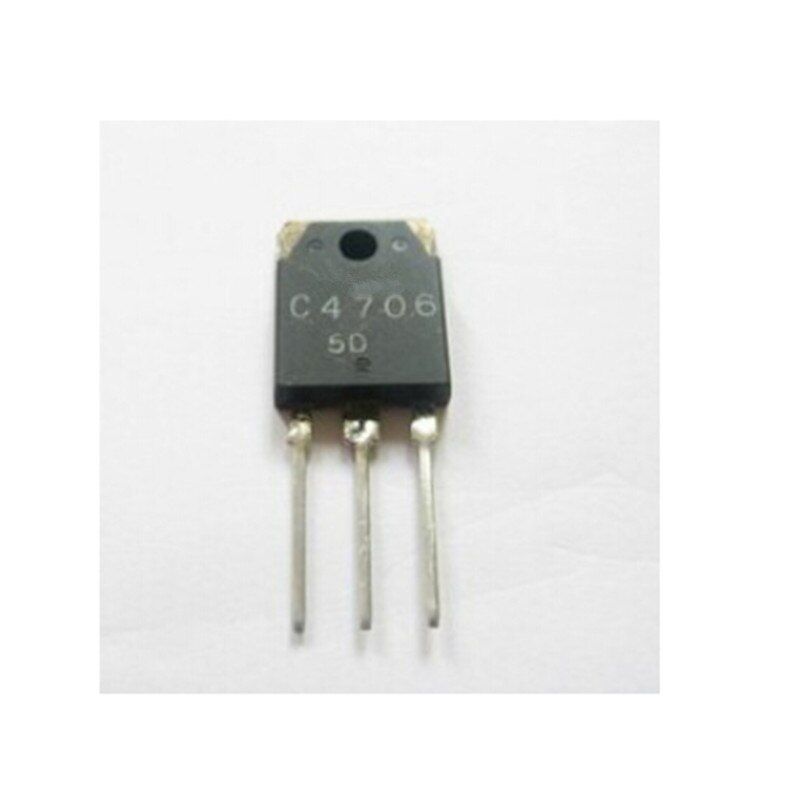 5 unids/lote 2SC4706 C4706 TO-3P NPN transistores de potencia