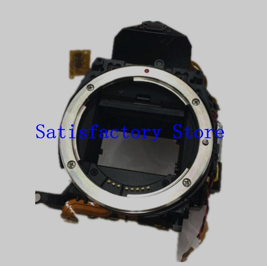 95% nueva caja principal para Canon 6D DSLR profesional caja de espejo con Motor visor parte de montaje