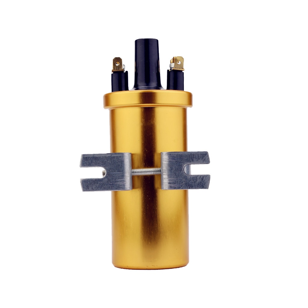 Car Ignition Coil oil-immersed Ignition Coil For LUCAS 12V Motion Ignition Coil DLB105 Installation