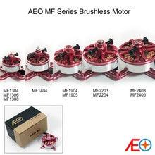 Aeorc vermelho multi metal motores para aviões 3d, multi-rotores 1304/1306/1308/1404/1904/1905/2203/2204/2403/2405//