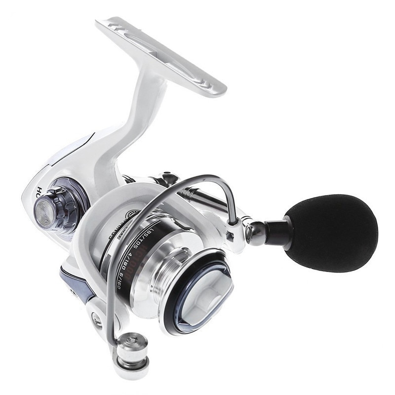 LIEYUWANG 2018 Spinning Fishing Reel Professional Metal Fishing Reel With can change Handle HC1000-7000 series